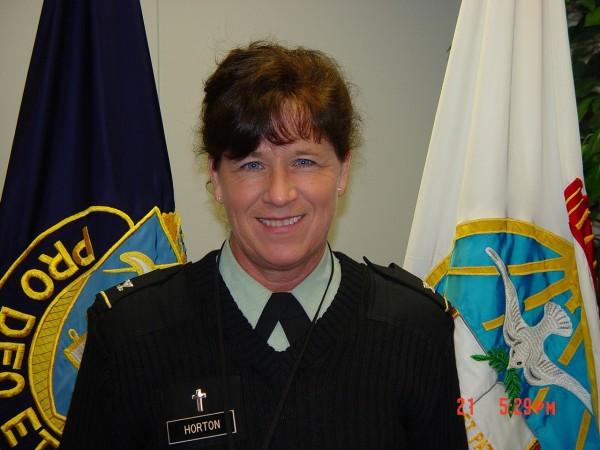 Col. Janet Y. Horton
